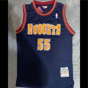 Mutombo #55 Denver Nuggets Jersey
